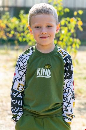 Deški pulover Skate