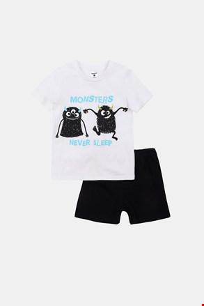 Deška svetleča pižama Monsters