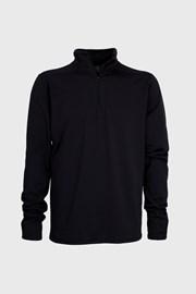 Fukcionalna majica Extreme Black z dolgimi rokavi