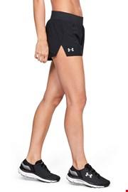 Črne športne kratke hlače Under Armour Launch