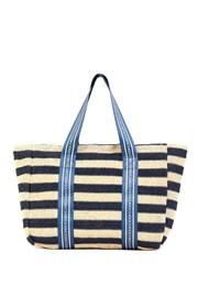 Ženska torba za na plažo Elle, modra