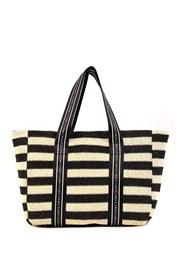 Ženska torba za na plažo Elle črna