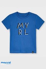 Fantovska majica Mayoral Waves