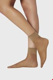 2 PACK ženske nogavice 15 DEN