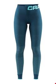 Ženske dolge spodnjice CRAFT Warm Intensity modre
