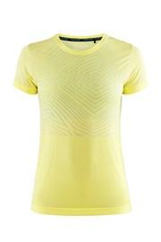 Ženska majica CRAFT Cool Comfort SS, rumena