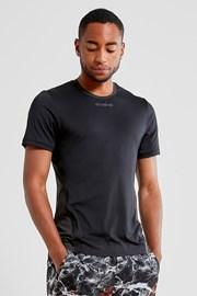 Moška majica CRAFT Vent Mesh SS, črna