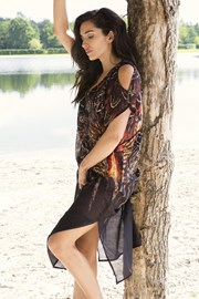 Ženska obleka za na plažo Coral