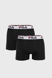 Dvojno pakiranje črnih boksaric FILA