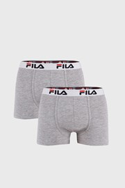 Dvojno pakiranje sivih boksaric FILA