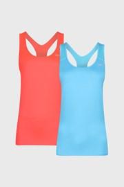 2 PACK športnih majic Reebok Romy