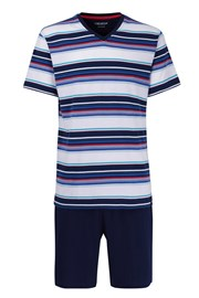 Moška pižama CECEBA Red 5XL plus, se ne mečka
