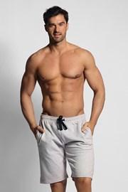 Sive bombažne kratke hlače Pure Cotton
