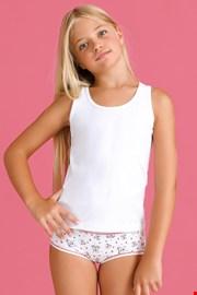 Dekliški komplet hlačke in spodnja majica Orsetti I
