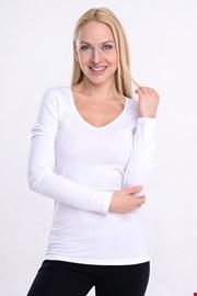 Ženska majica Garzato z dolgimi rokavi