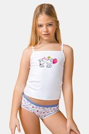 SET dekliške majčke in hlačk Be Happy
