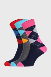 Trojno pakiranje nogavic Bellinda Crazy Socks