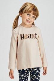 Domači komplet legic in majice Mayoral Heart