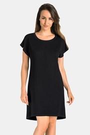 Ženska spalna srajca Black