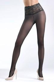 Vzdržljive hlačne nogavice Daniella Black