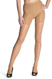 Hlačne nogavice Bellinda 3 ACTIONS 25 DEN almond