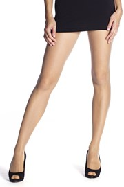 Stezne hlačne nogavice Bellinda ABSOLUT RESIST 20 DEN almond