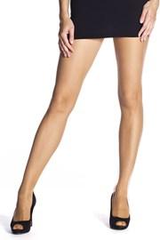 Stezne hlačne nogavice Bellinda ABSOLUT RESIST 20 DEN amber