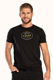 Črna majica LOAP Benson
