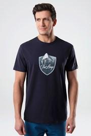 Modra majica LOAP Alesh