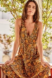 Obleka za plažo Saffron