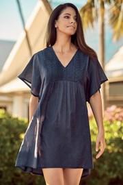 Ženska obleka za na plažo Debora