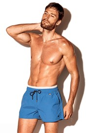 Moške kopalne kratke hlače Atlantis, modre
