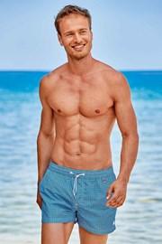 Modre kopalne hlače Majolique