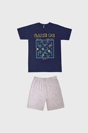 Deška pižama Game on