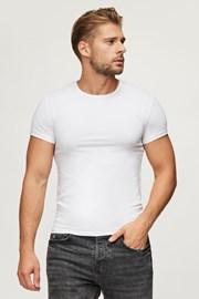 Moška majica, bela