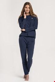 Ženski modro sivi komplet FILA