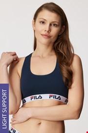 Ženski športni modrček FILA Underwear Navy