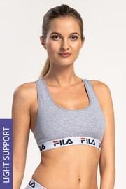Športni modrček FILA Underwear Grey