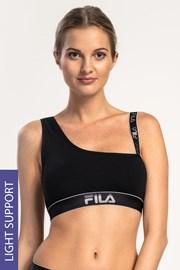 Črn športen modrček FILA Underwear
