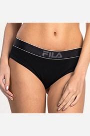 Črne hlačke FILA Underwear