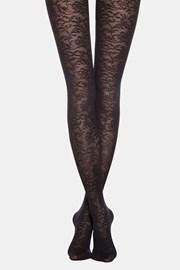 Hlačne nogavice Fancy 40 DEN