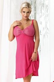 Ženska spalna srajčka Gina Fuchsia