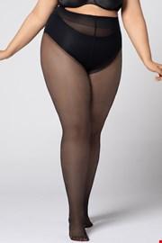 Hlačne nogavice Plus Size Hip Notic 20 DEN