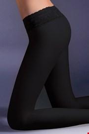 Hlačne nogavice Exclusiv 20 DEN z nizkim pasom