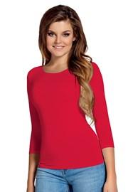 Ženska majica Melani s 3/4 rokavi