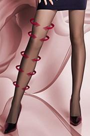 Podporne hlačne nogavice Relax 30 DEN
