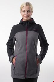 Ženska črna jakna LOAP Lyana