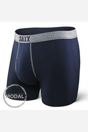 Moške boksarice SAXX Platinum Navy Grey
