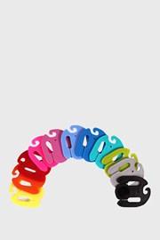 Barvne sponke za pare nogavic
