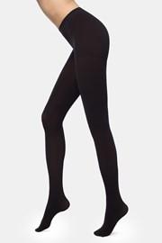 Ženske hlačne nogavice Velour 100 DEN